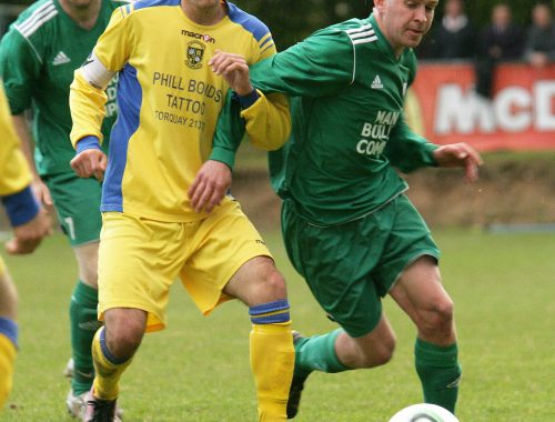 Carl Roles Royston Carrington Buckland Athletic Watcombe Wanderers Sport South Devon SDFL