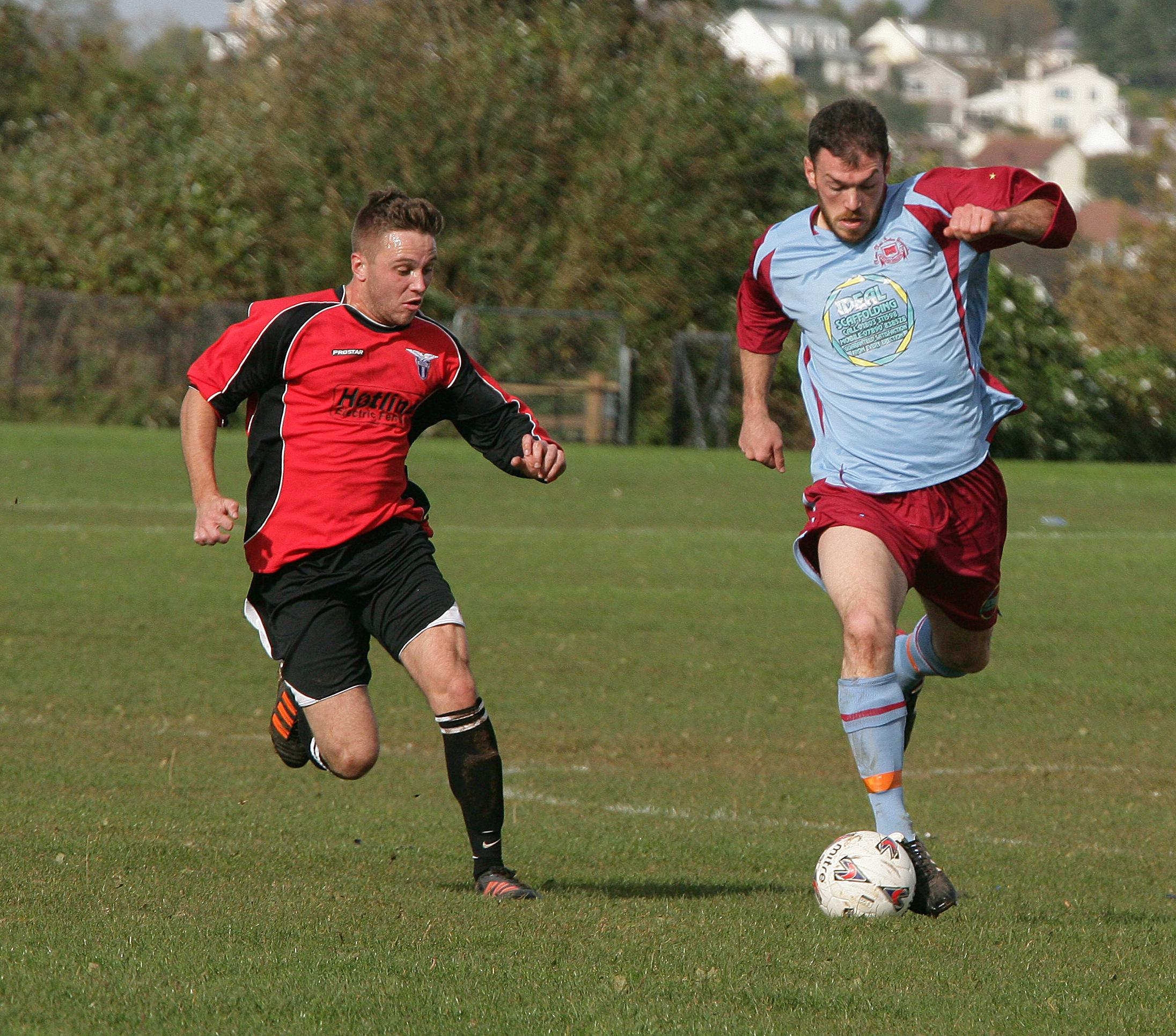 Waldon Athletic Sport South Devon