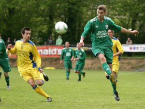Sean Finch Chris Mitchell Watcombe Wanderers Buckland Athletic Herald Cup Sport South Devon