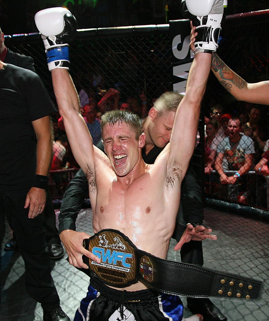 Lee Rolls Fightworx SWFC MMA Sport South Devon