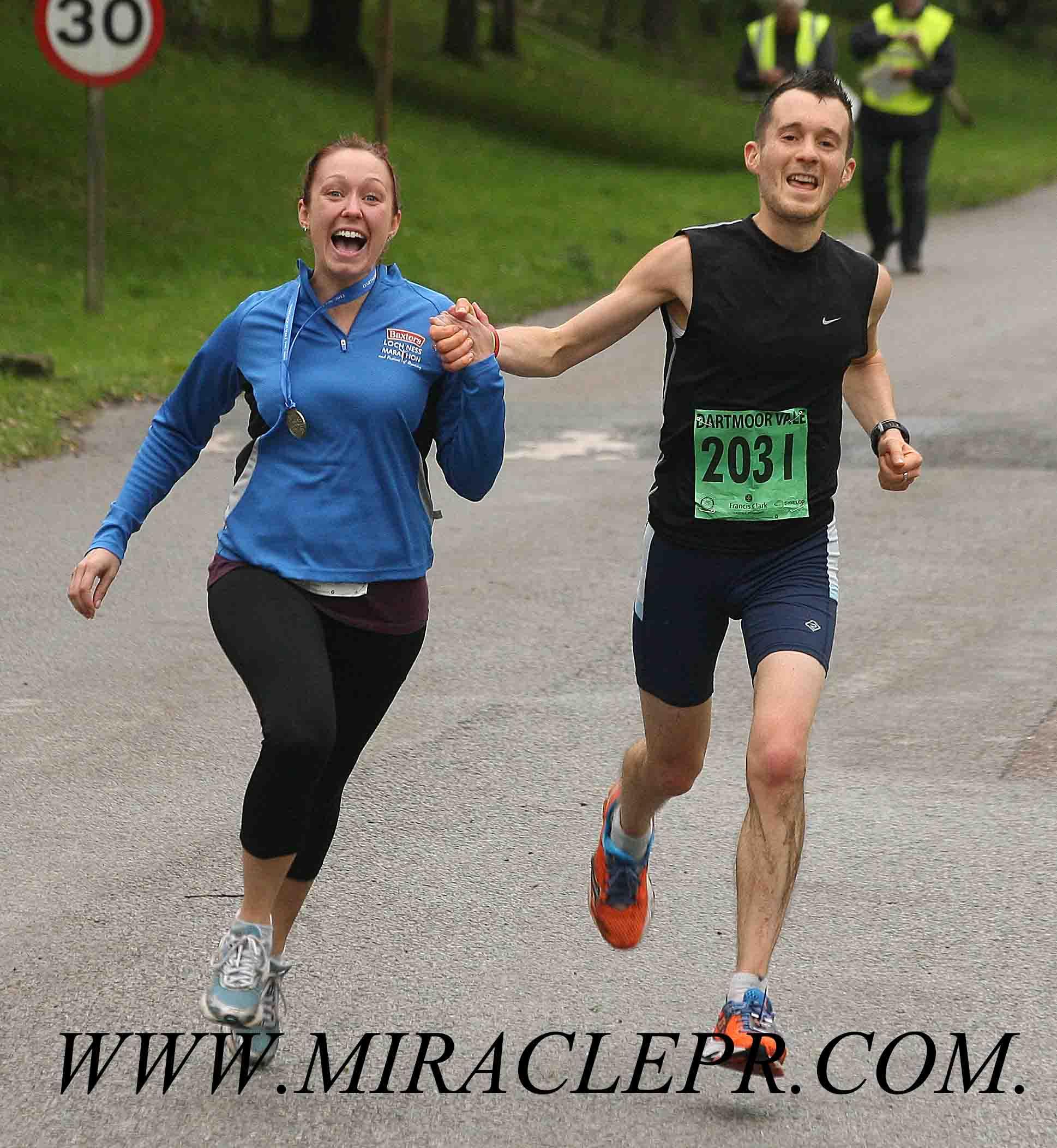 Joe Elliot Dart Vale Races Marathon Sport South Devon Sibelco