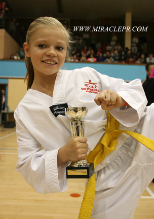 Skye Kelly Tae Kwon Do Torbay TAGB Southern Championships Sport South Devon