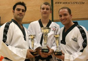 Ben Fry TAGB Tae Kwon Do Torbay Sport South Devon