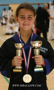Martha Ball MartialArts4Fun Sport South Devon Tae Kwon Do