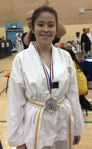 Chloe Pike MartialArts4Fun TAGB South West Championships Sport South Devon