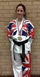 Michelle Bailey MartialArts4Fun TAGB Southern Championships Sport South Devon