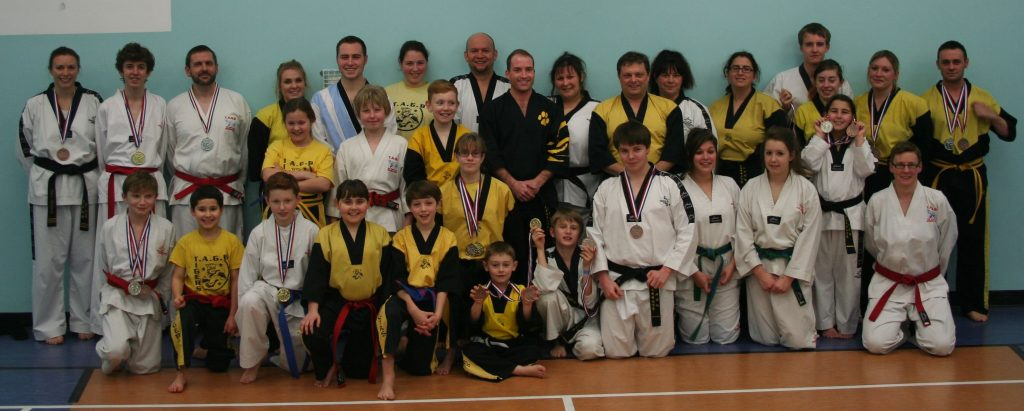 TAGB South West Championships Sport South Devon