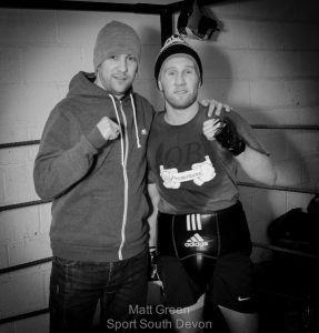 Jamie Speight Sport South Devon Boxing
