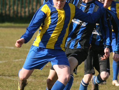 Kingskerswell Colts Broadmeadow STFC Pioneer Youth League Sport South Devon