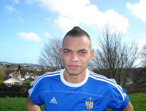 Curtis Booth Watcombe Wanderers Kingskerswell Chelston SDFL Sport South Devon