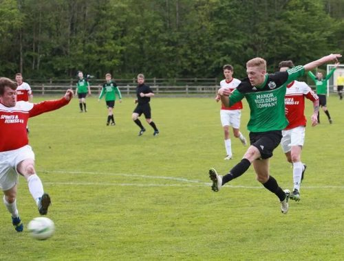 Jordan Finch Watcombe Wanderers Andy Raybould Roselands Sport South Devon Les Bishop Cup SDFL