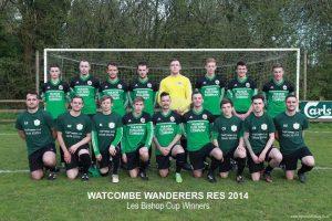 Watcombe Wanderers Les Bishop Cup SDFL Sport South Devon