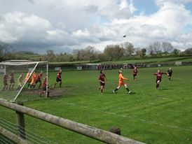 South Brent Buckland and Milber SDFL Sport South Devon Ronald Cup