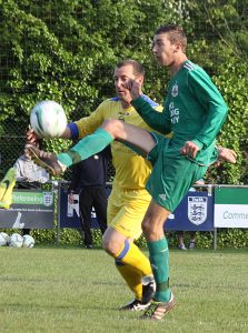 sean finch watcombe wanderers buckland athletic 2014 herald cup