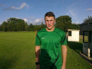 Ryan Fawden WBB Newton Abbot Spurs Reserves SDFL Sport South Devon. (c)SSD