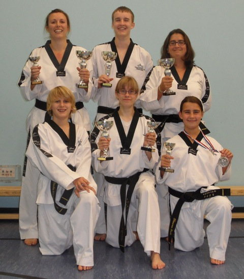 TAGB MartialArts4Fun South West Championships Sport South Devon