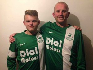 colin hayman connor hayman sdfl buckfastleigh rangers reserves