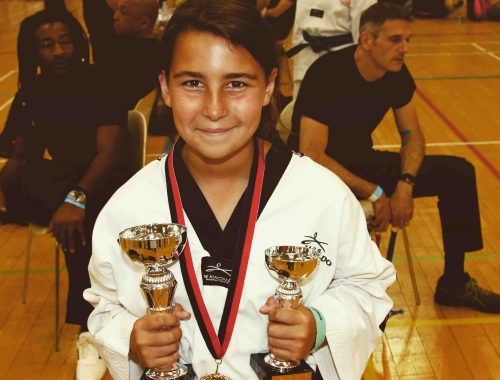 shawna ball martial arts 4 fun taekwondo sport south devon