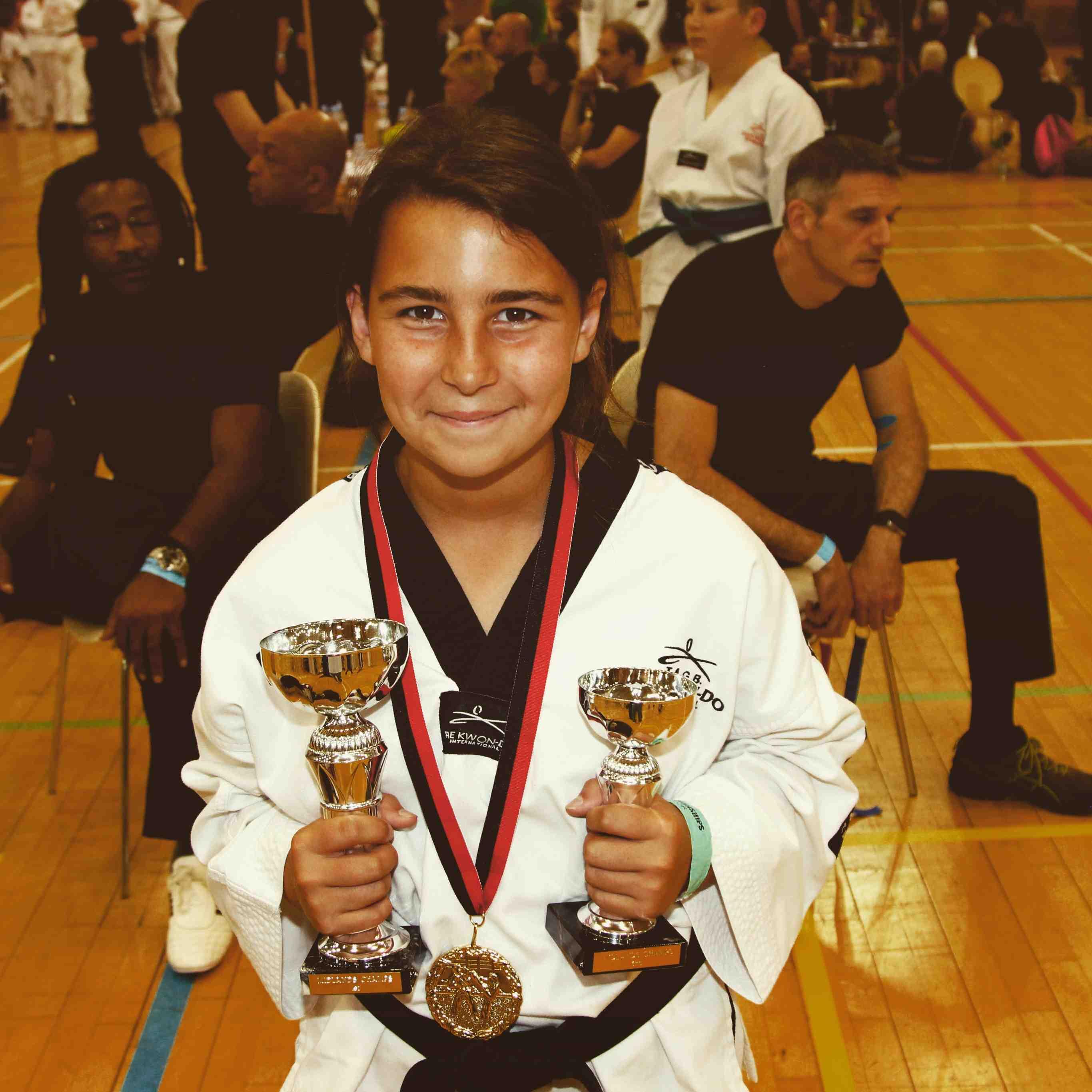 shawna ball martial arts 4 fun taekwondo sport south devon