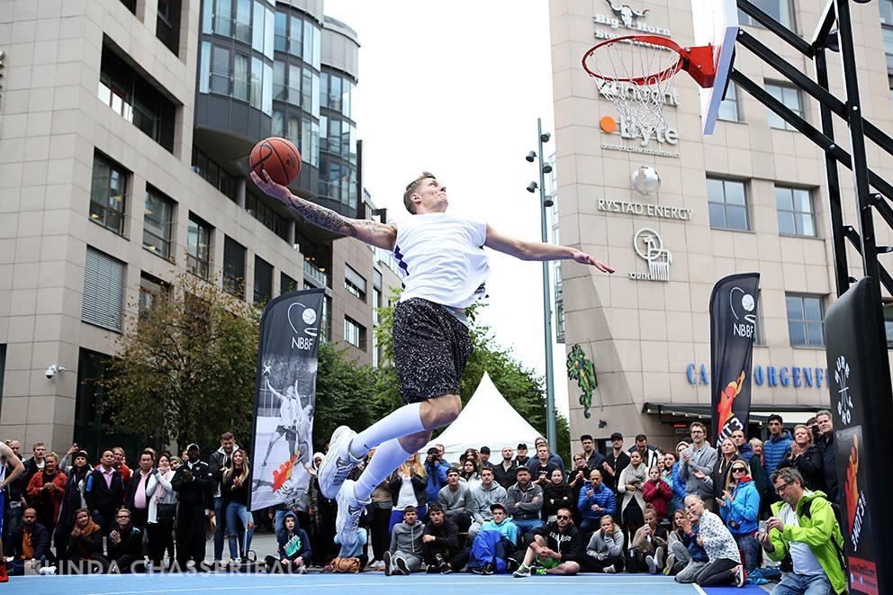 clark agambar-froud basketball slam dunk bbl sport south devon