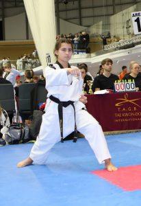 shawn ball taek won-do martialarts4fun sport south devon