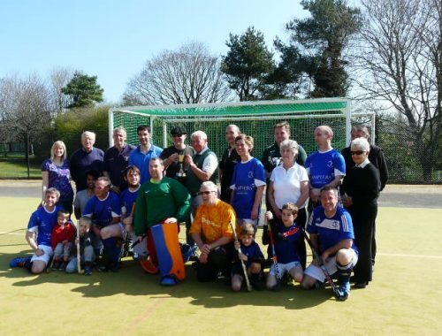 redcliffe cup torbay easter hockey festival esanders sport south devon