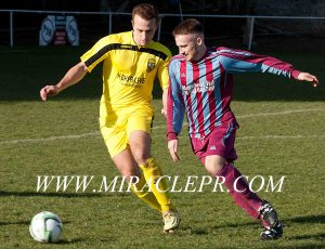Action from Good Friday's Herald Cup final (c) MiraclePR.com