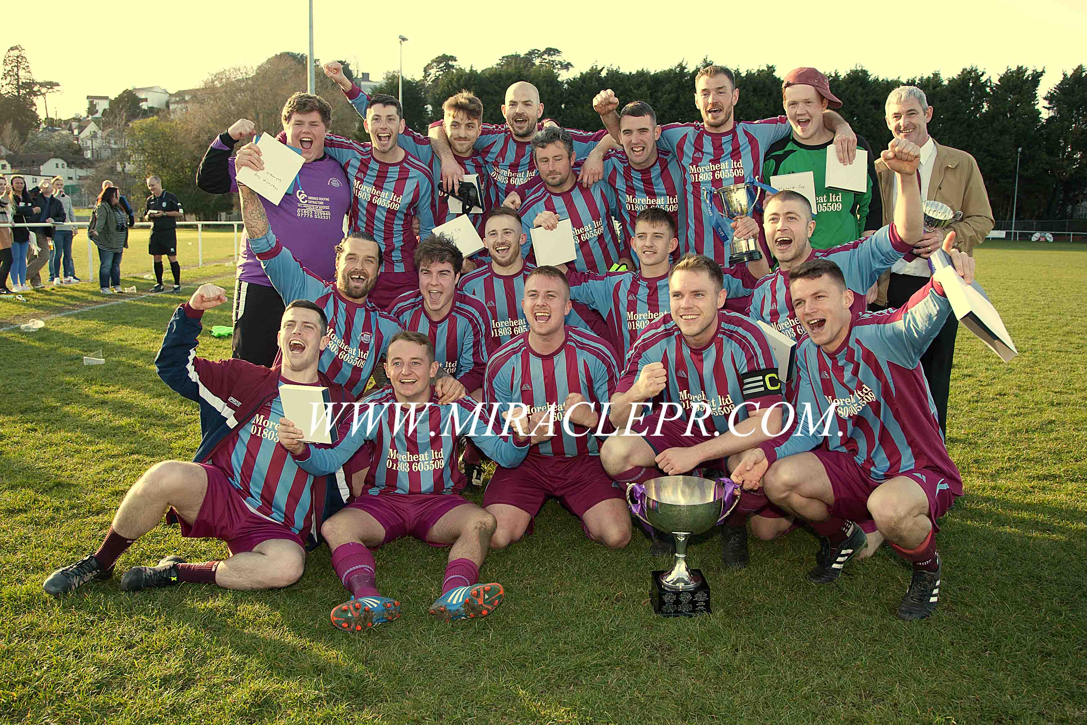walden athletic herald cup final 2016 sport south devon buckland athletic reserves sdfl
