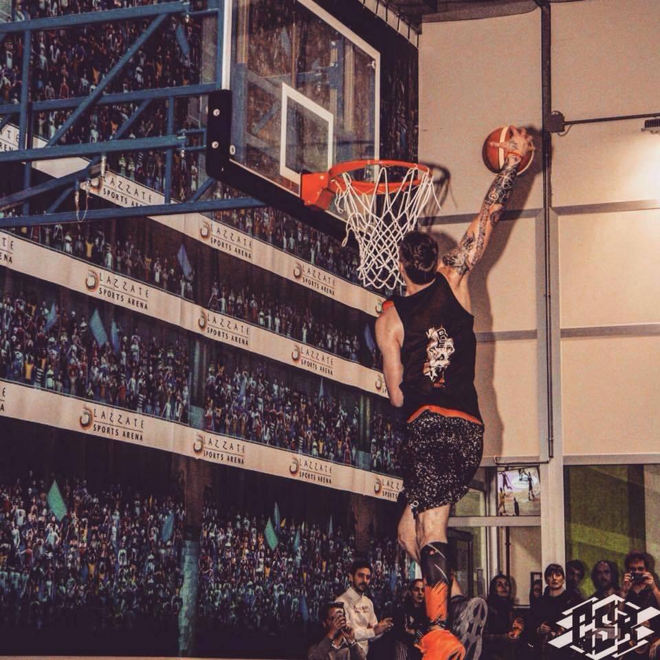 clark agambar-froud dunk sport south devon street ball