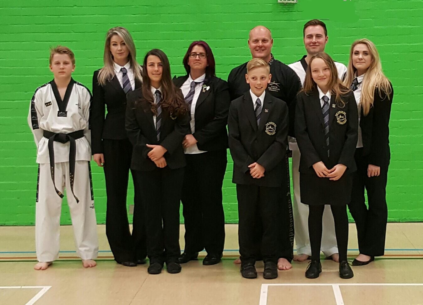 martialarts4fun take won do tag sport south devon