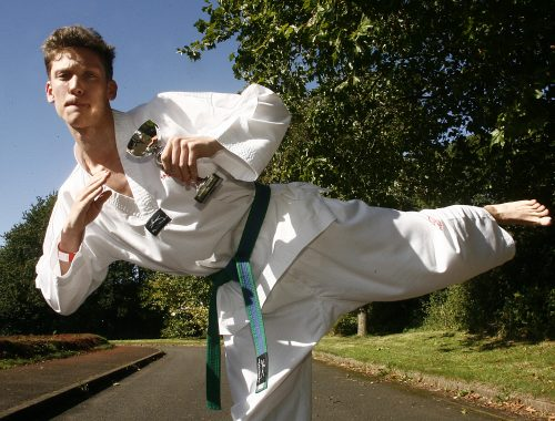 tier de jong tae kwon do torbay