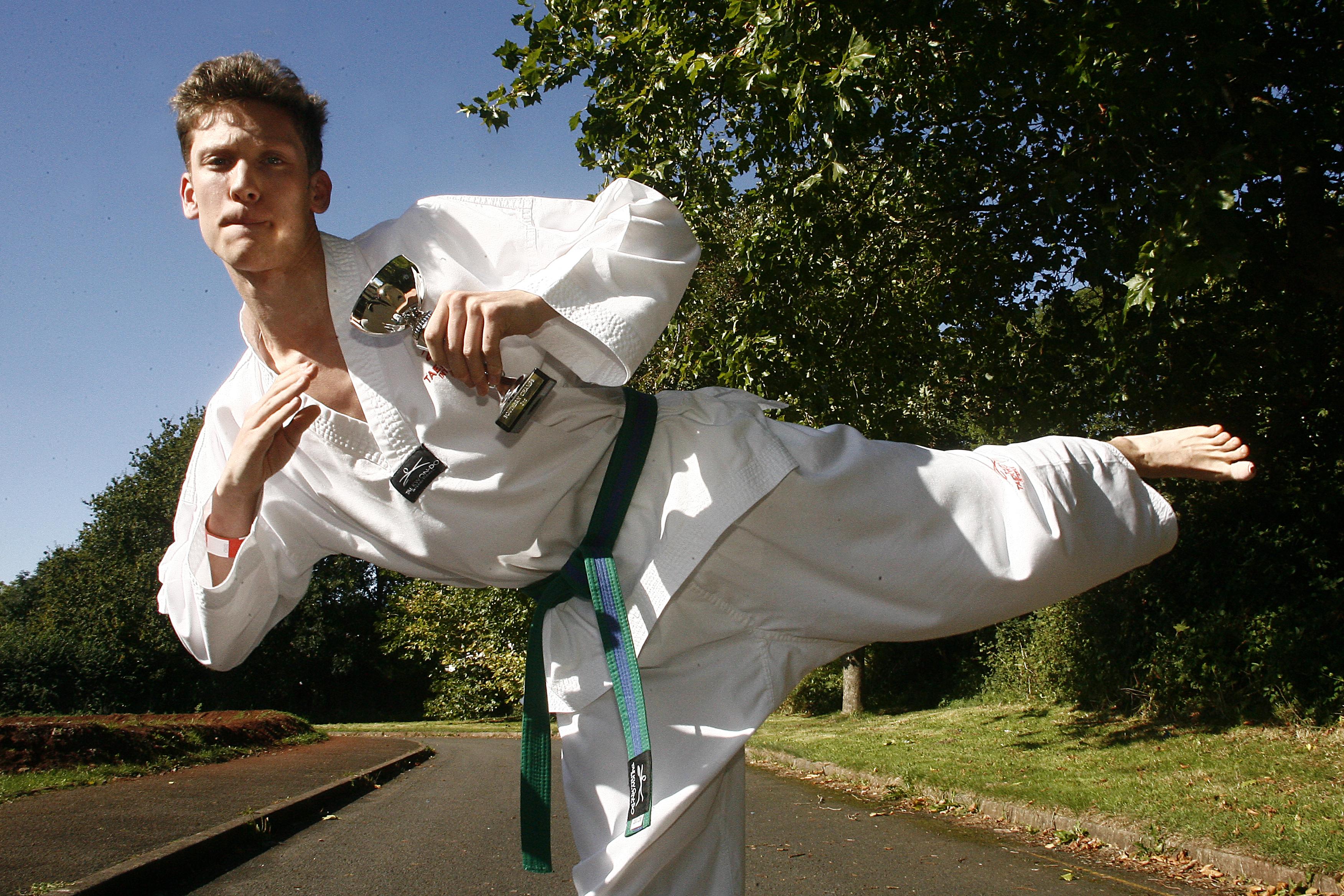 tier de jong tae kwon do torbay