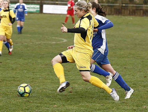 buckland athletic ladies v plympton ladies